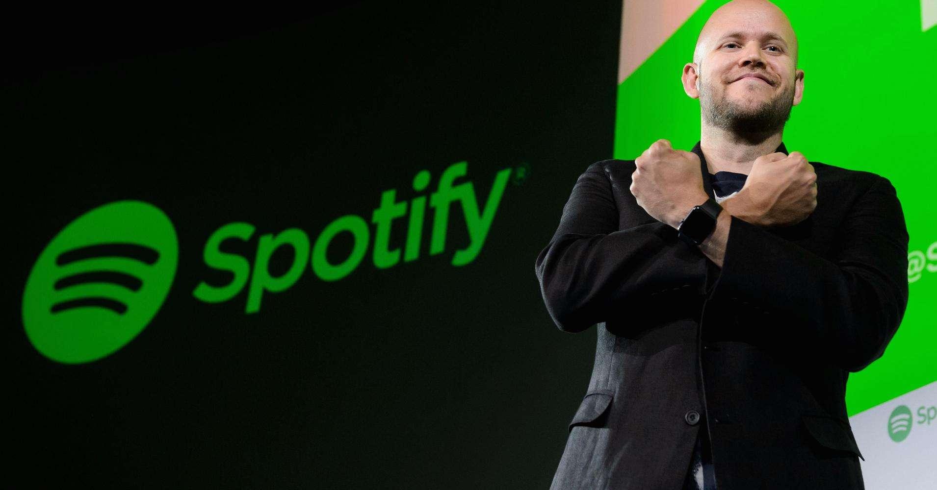 Spotify: De la disrupción digital al IPO